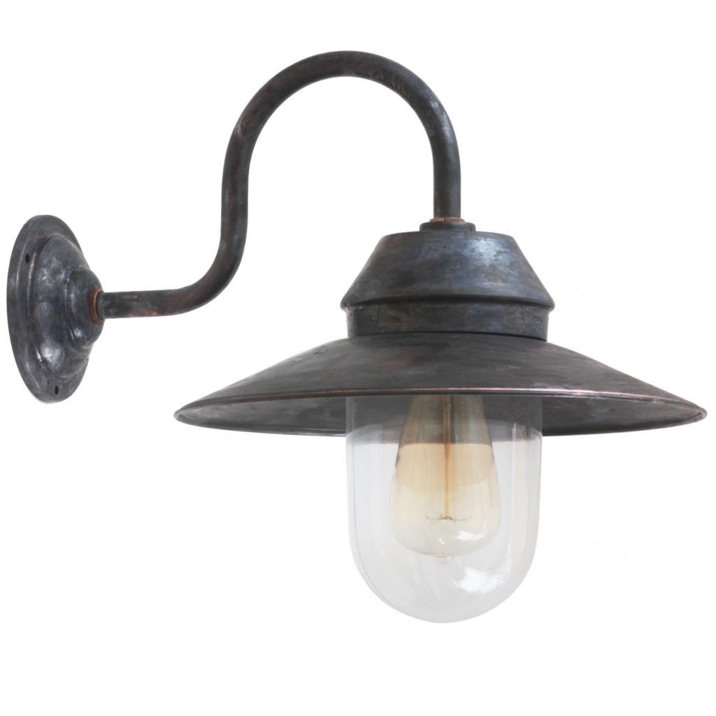 Hofleuchten, Reflektorleuchten, Schirmleuchten und Stall